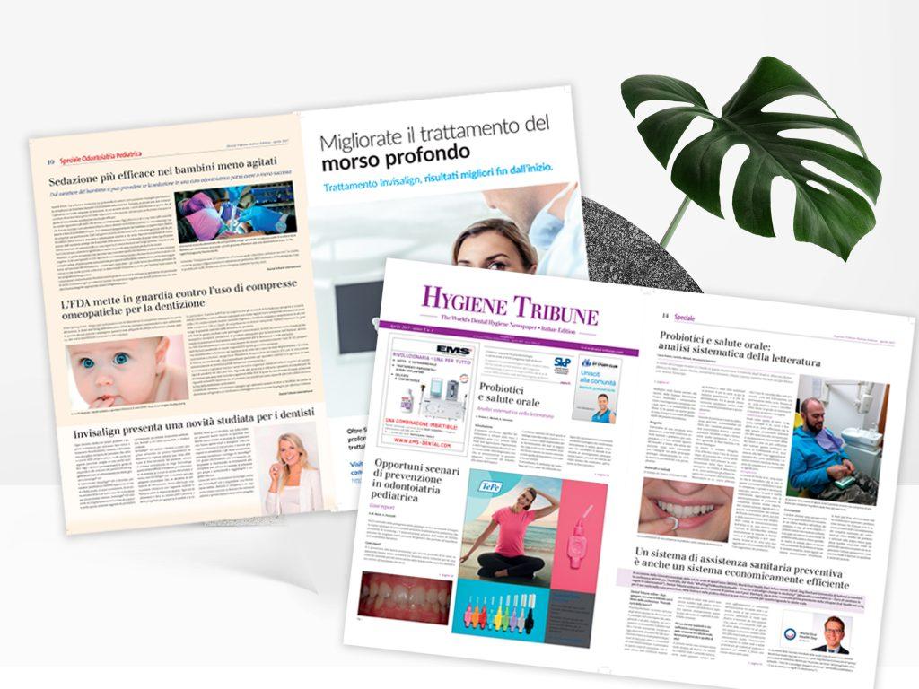 impaginazione-rivista-dentisti